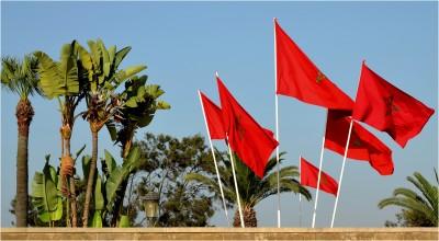 maroc-drapeau