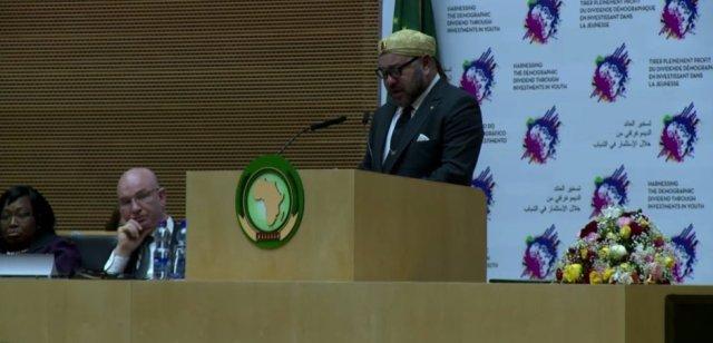 discours de SM UA 2017 Marocco