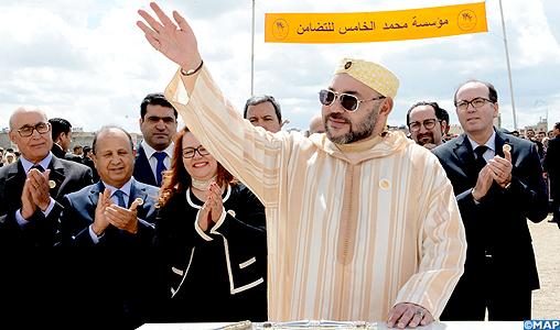 SM_le_Roi_lance_les_travaux_de_construction_de_deux_Centres_médicaux_de_proximité-Marocco