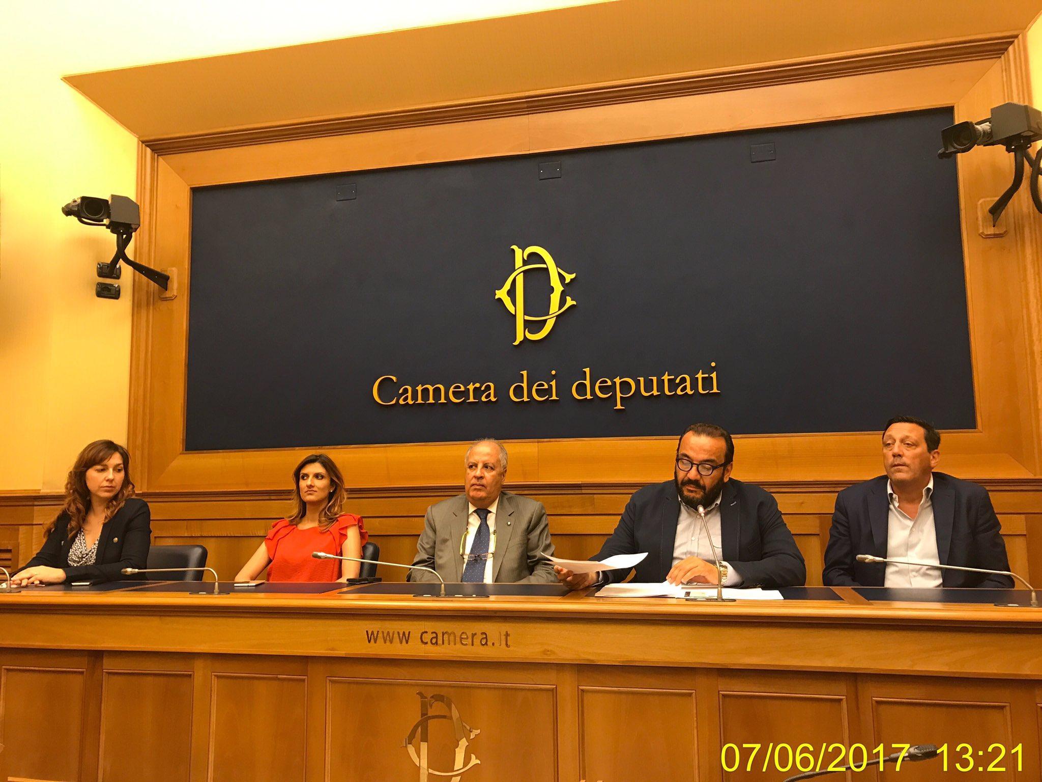 Conferenza stampa gruppo interparlamentare amicizia italia marocco 2017