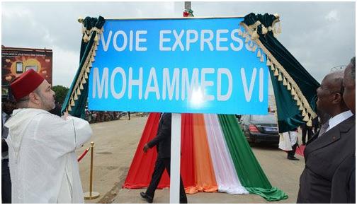 Voie express Mohammed VI