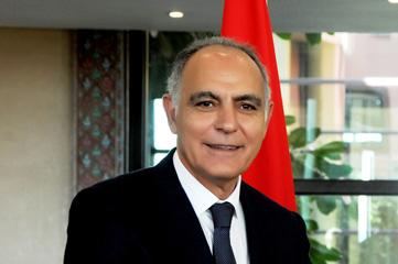 Il Ministro degli Affari Esteri e della Cooperazione del Marocco Sig. Salaheddine Mezouar