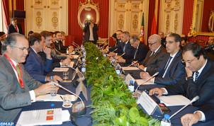 Lisbona Accordo di cooperazione Marocco-Portogallo