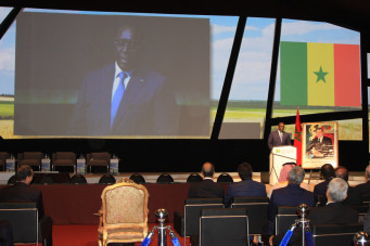 Il presidente Senegalese