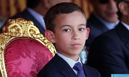 Sua Altezza Reale il Principe Moulay El Hassan