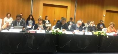 Conference Skhirat lutter contre le changement climatique