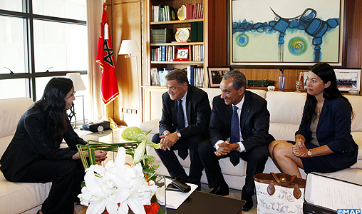 bouaida_recoit_delegation_parlementaire_europeenne