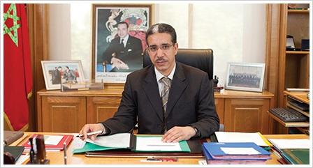Il ministro delle infrastrutture, trasporti e logistica, Aziz Rabbah