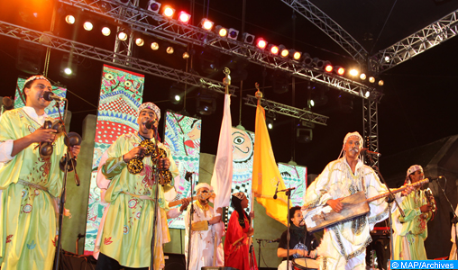 Gruppo musicale Gnaoua