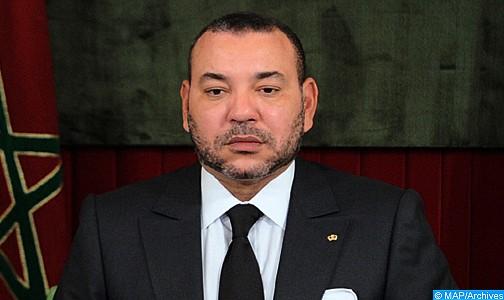 Sua Maestà il Re Mohammed VI