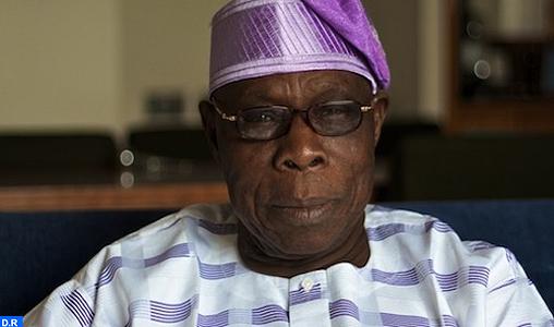 Nigeria-Olusegun-Obasanjo marocco