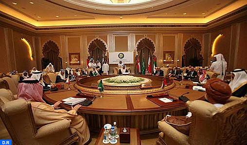 conseil-de-cooperation-du-golfe-ccg-et-la-jordanie-cop22-marrakech-marocco
