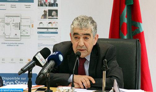 M. Driss El Yazami, presidente CNDH