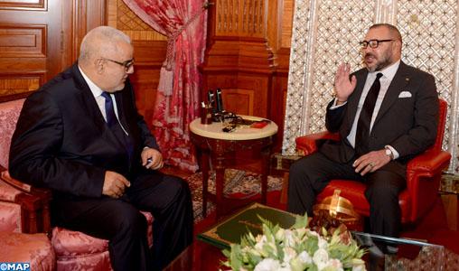 sm-le-roi-recoit-benkirane-elezioni-marocco-2016