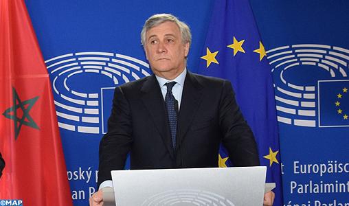 Bruxelles-président-du-Parlement-européen