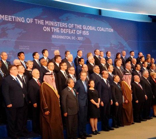 Le Maroc prend part à la réunion ministérielle de la coalition internationale