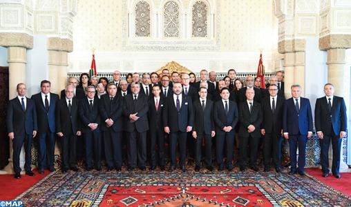 SM-le-Roi-nomme-les-membres-du-nouveau-gouvernement-Marocco