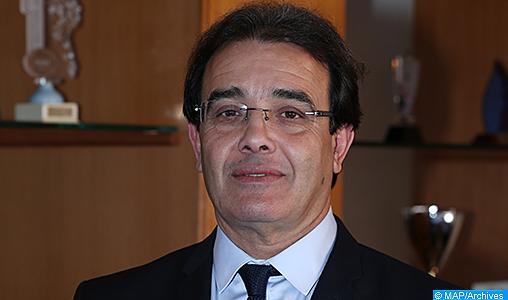 Abdelkrim Benatiq, ministre délégué auprès du ministre des A