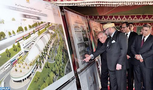 SM-le-Roi-lance-le-projet-de-la-nouvelle-gare-routière-de-Rabat-M
