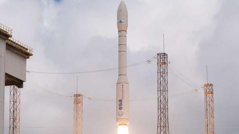 Satellite Mohammed VI-A