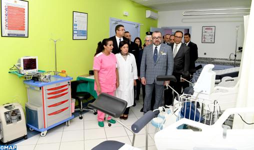 SM-le-Roi-Centre-soins-santé-primaires-Sidi-Bouknadel-M-exp