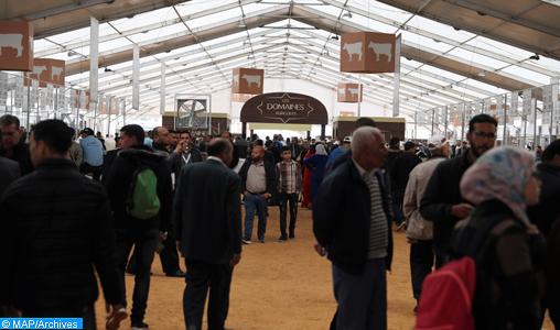 Le SIAM 2018 ouvre, mercredi (24/04/18), ses portes au grand public à Meknès_SB