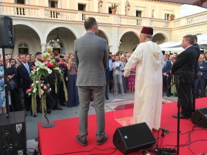 Festa trono 2018 Roma 1