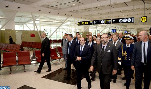 Casa-sm-le-roi-aeroport-mohammed-V-M2