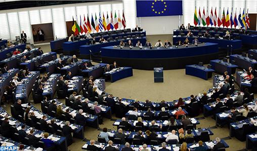 Strasbourg-vote-accord-de-pêche-M