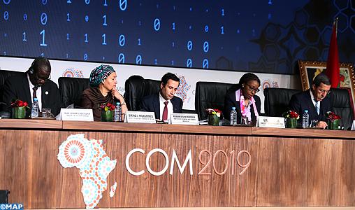 Marrakech-Ouverture-des-travaux-des-sessions-ministérielles-de-la-COM2019_M