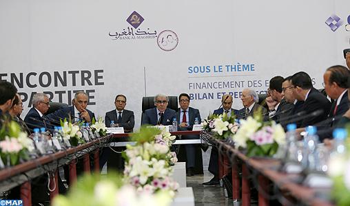 Casablanca-Rencontre-tripartite-BAM-CGEM-GPBM-M