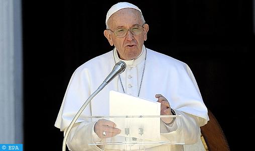 Pope Francis visits Loreto