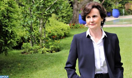 Rencontre avec Mme. Catherine Geslain Lanéelle, candidate de la France et de l'UE au poste de directeur général de la FAO