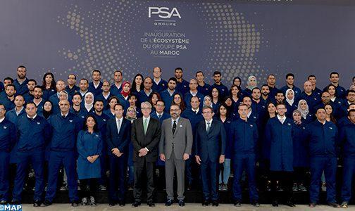 SM-le-Roi-préside-la-cérémonie-dinauguration-PSA-au-Maroc-M3-504x300-504x300