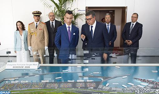 Cérémonie-de-lancement-des-opérations-portuaires-de-Tanger-Med-2_M-1