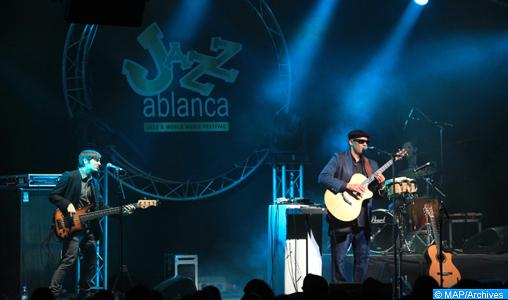 Le guitariste américain Raul Midon conquiert le public casablancais en ouverture du 10ème Festival Jazzablanca
