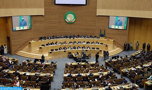 Ouverture à Addis-Abeba du 29ème Sommet des chefs d'Etat et de