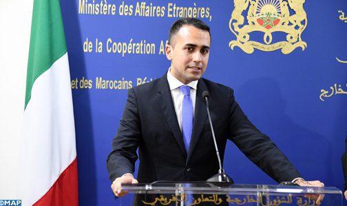 Point-de-presse-ministre-AE-italien-M.-Luigi-di-Maio-Bourita-M2-504x300-504x300