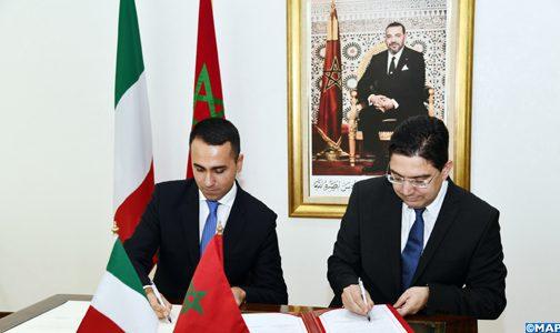 Signature-Convention-Maroc-Italie-M2-504x300-504x300