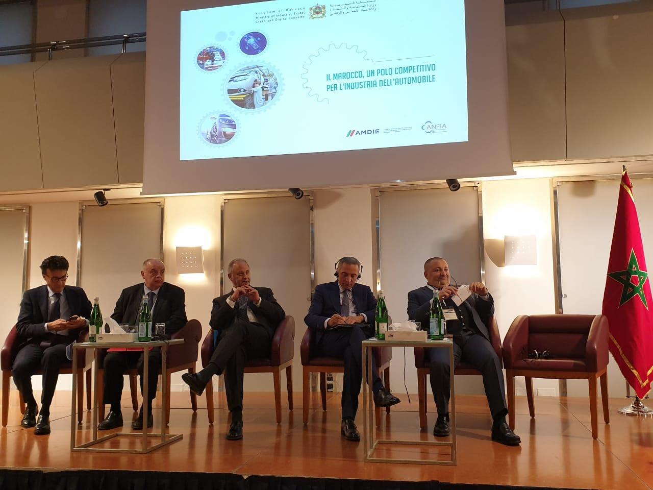 conferenza economica a torino