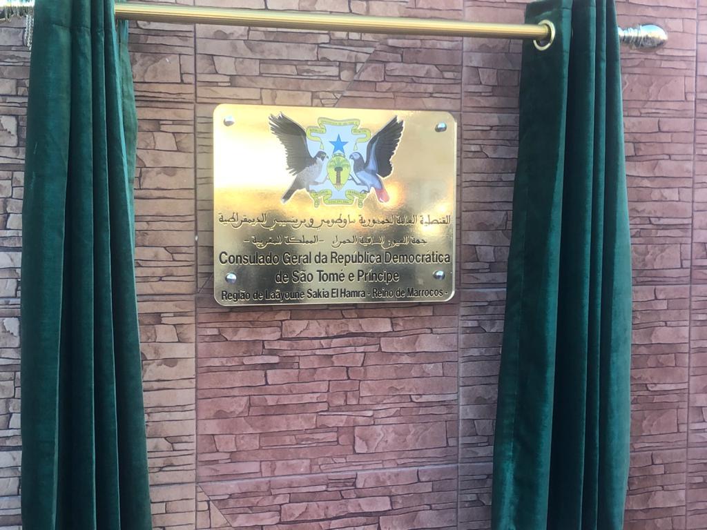 Sao Tomé-et-Principe inaugure un consulat général à Laâyoune