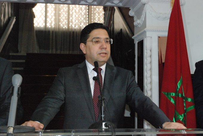 Ministro Bourita