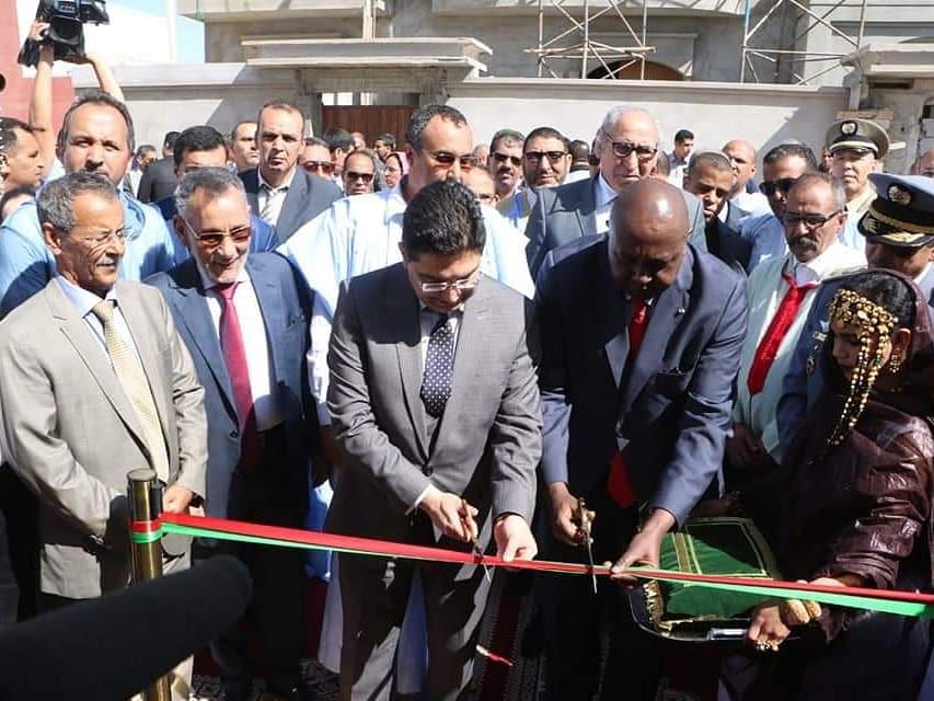 inaugurazione consolato Gibuti