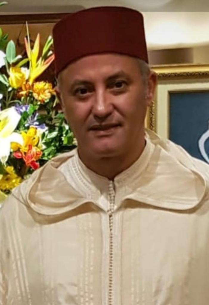Sig. Youssef Balla, Ambasciatore del Regno del Marocco a Roma.