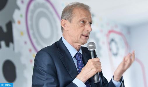 Turin Mayor Piero Fassino