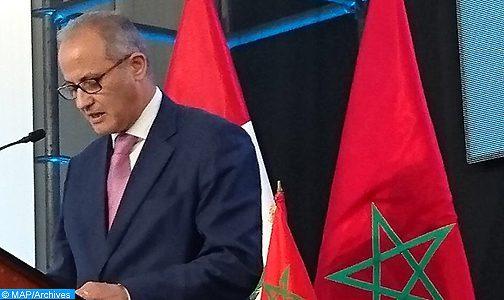 Youssef Balla Ambasciatore del Marocco