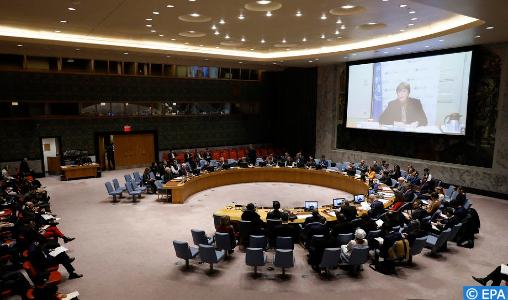 consiglio di sicurezza ONU Marocco sahara marocchino