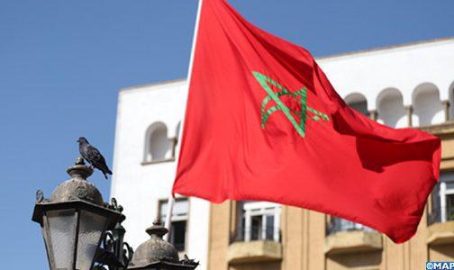 marocco sahara marocchino Benin